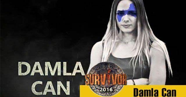 Survivor 2016 Gönüllüler yarışmacısı Damla Can kimdir