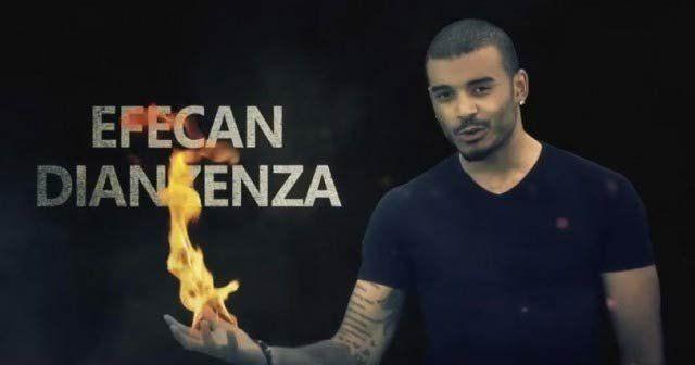 Survivor 2016 Gönüllüler yarışmacısı Efecan Dianzenza kimdir