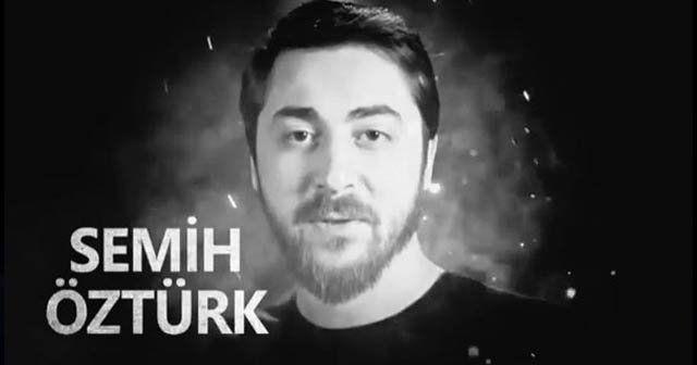 Survivor 2016 Gönüllüler yarışmacısı Semih Öztürk kimdir