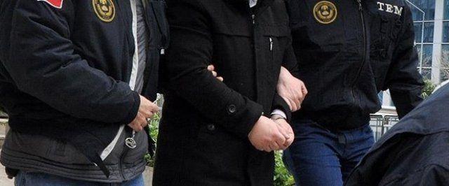 İlahiyatçı öğretim üyesi, Akıncı Hava Üssü'nde yakalandı