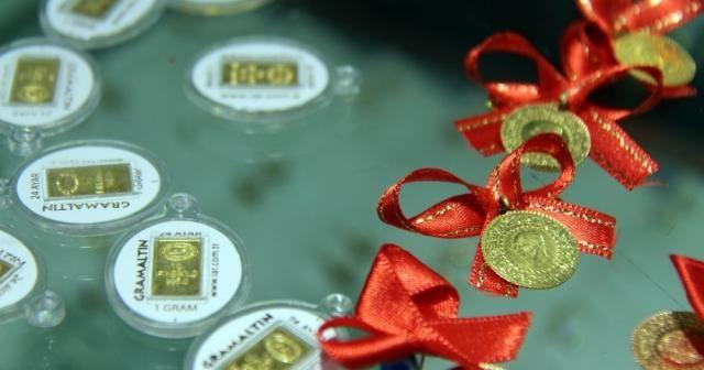 Çeyrek altın 210 lira oldu
