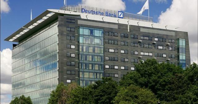 Deutsch Bank'ın hisselerinde tarihi düşüş