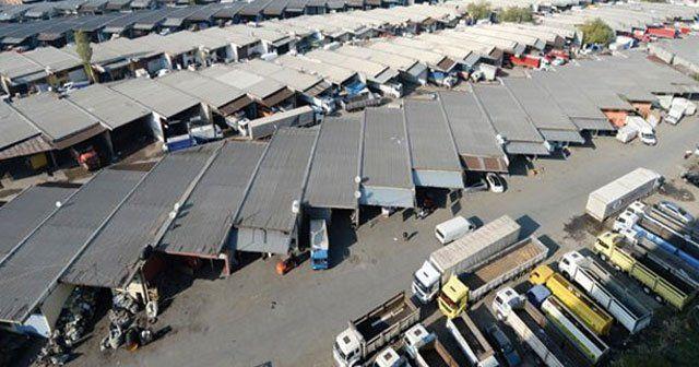 Zeyinburnu'ndaki ambarlar taşınıyor, yerine konut, AVM yapılacak