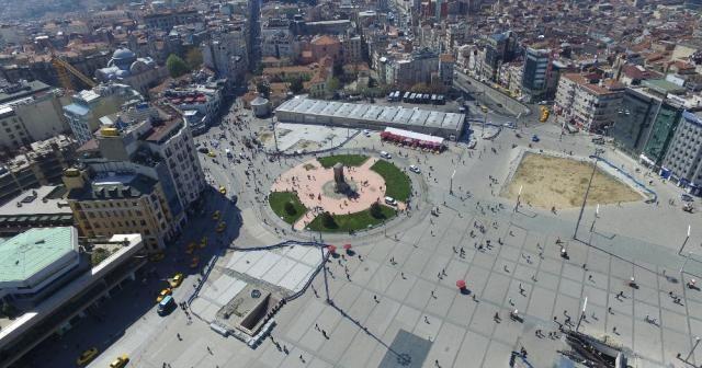 Taksim'e cami projesine onay çıktı