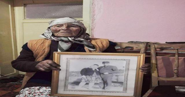 Yaşlı kadın tek odalı evde yaşam mücadelesi veriyor