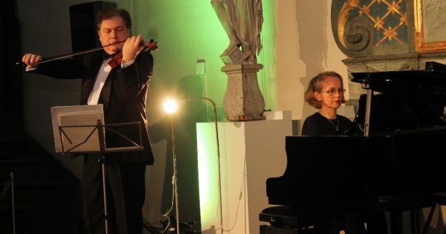 Türk müzisyenlerden Stockholm'de klasik batı müziği konseri