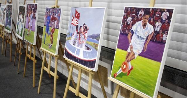 Bu sergi Antalyaspor'u anlatıyor