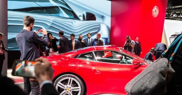 Geleceğin otomobilleri Frankfurt'ta görücüye çıktı