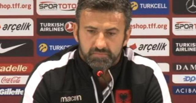 """""""Türkiye maçını ciddiye almalıyız"""""""