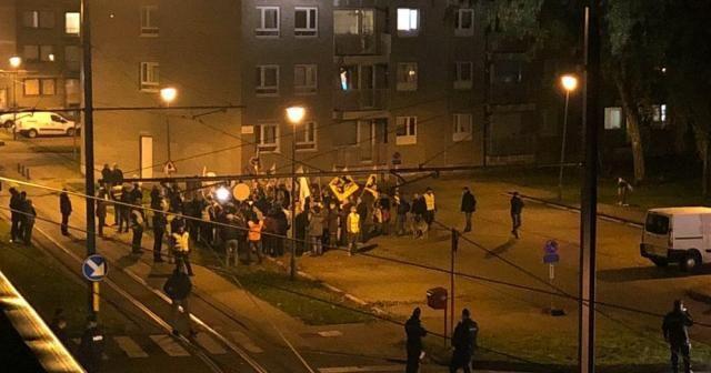 """Belçikalı vekillerden """"cami"""" protestosu"""