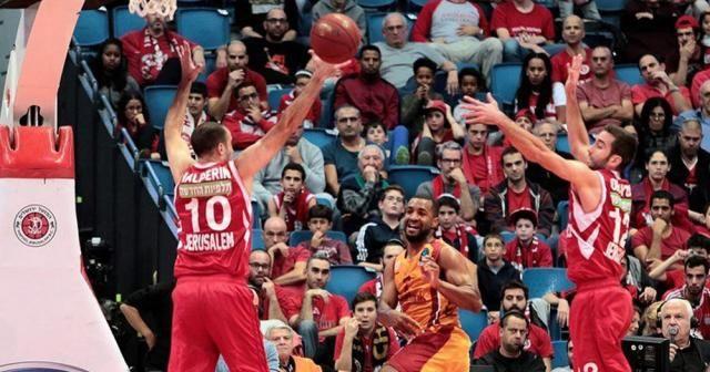 Galatasaray EuroCup'taki ilk galibiyetini aldı