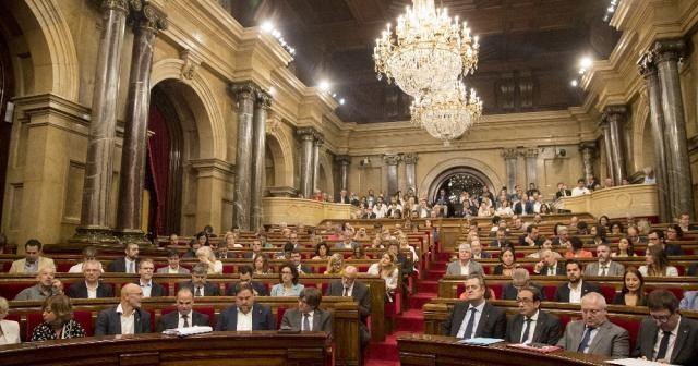 İspanya Katalonya'nın bağımsızlık ilanını feshetti