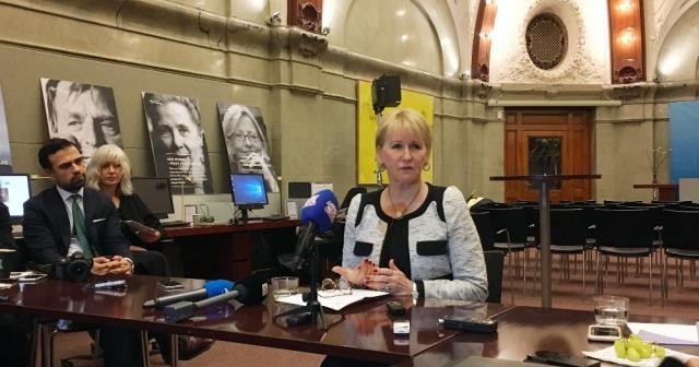 İsveç Dışişleri Bakanı Wallström'dan Arakan açıklaması