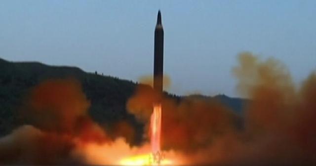 Kuzey Kore balistik füze fırlattı