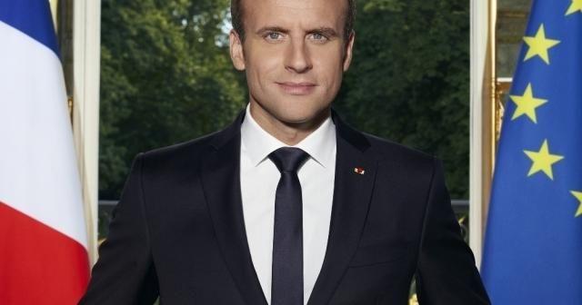 Macron'dan Çin ve Rusya'ya çağrı