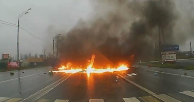 Sürücü bu kazada feci şekilde can verdi
