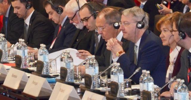 """""""AGİT'in Ukrayna krizinde yürüttüğü misyonu destekliyoruz"""""""