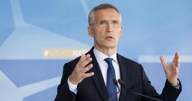 """""""NATO 70 yıldır Avrupa'nın barışını ve güvenliğini sağladı"""""""