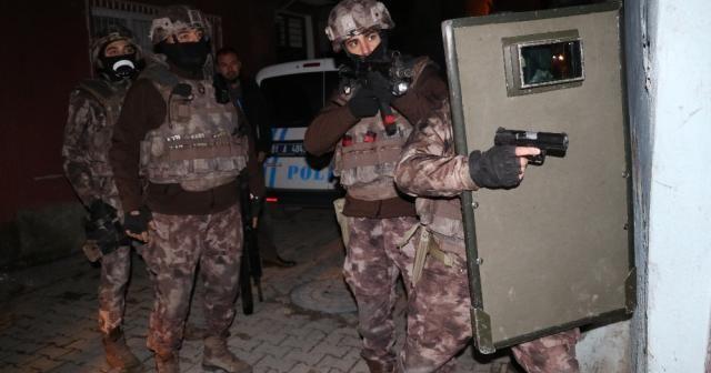 Adana'da DEAŞ operasyonu: 12 gözaltı