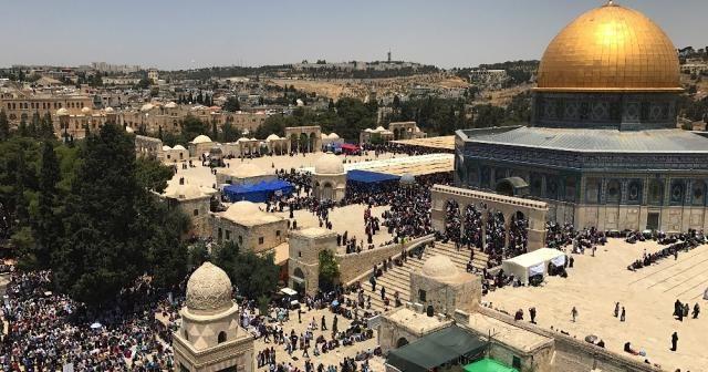 """Çin'den """"Kudüs"""" açıklaması"""