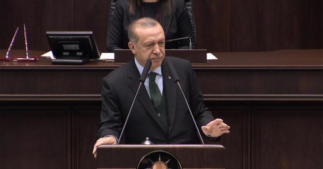 Erdoğan: Rakka'daki DEAŞ'lı teröristler...