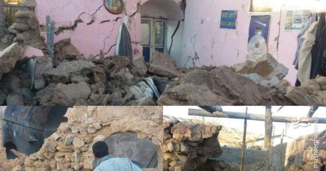 İran'da korkutan deprem: 51 yaralı