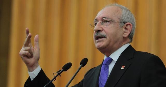 Kılıçdaroğlu'na bir ret de AYM'den