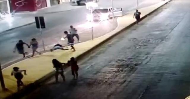 Sokak ortasındaki infaz!
