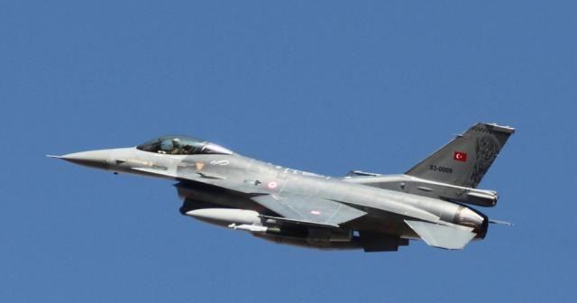 Türk jetleri 36 hedefi tam isabetle vurdu