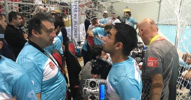 Türkiye'nin ilk Drone Şampiyonası yapıldı