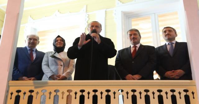 Erdoğan: 2019 Mart yerel seçimleri 2019 Kasım'ın işaret fişeğidir