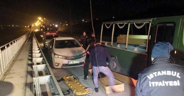 Arnavutköy'de 2 kişinin cesedi bulundu