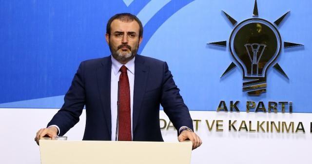 """AK Parti İstanbul İl Başkanlığı'na Bayram Şenocak atandı"""