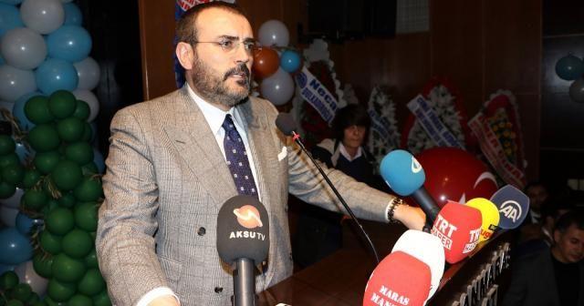 """""""CHP artık bir siyasi bir parti değil"""""""