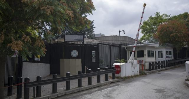 ABD Büyükelçiliğinin olduğu caddeye anlamlı isim