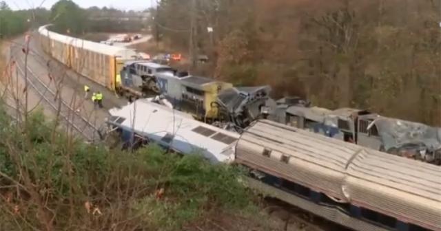 ABD'deki tren kazası: 2 ölü, 116 yaralı