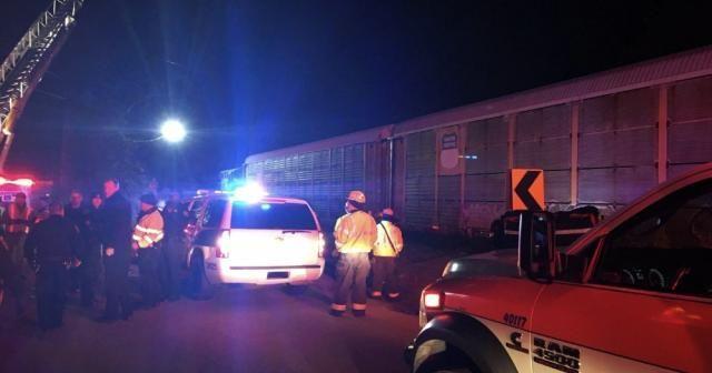 ABD'deki tren kazasında yaralı sayısı 70'e yükseldi