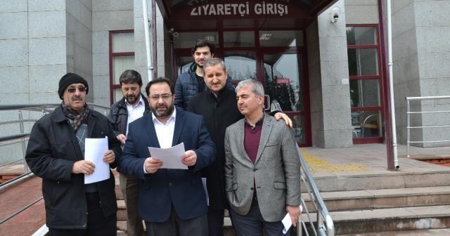 Adnan Oktar'a suç duyurusu