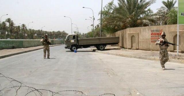 Bağdat'ta intihar saldırısı önlendi