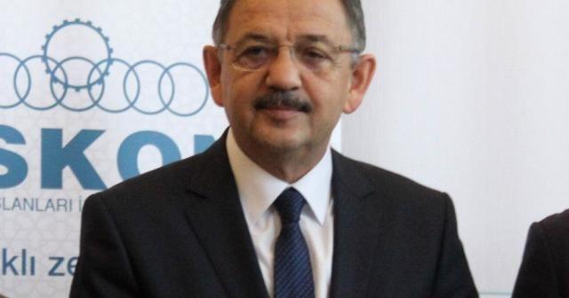 Bakan Özhaseki: Devlet destekli ne gerekiyorsa yaparız