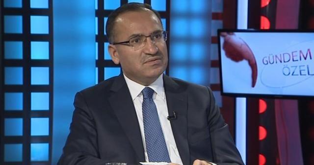 Bozdağ'da 'napalm' iddialarına yanıt: Envanterde yok