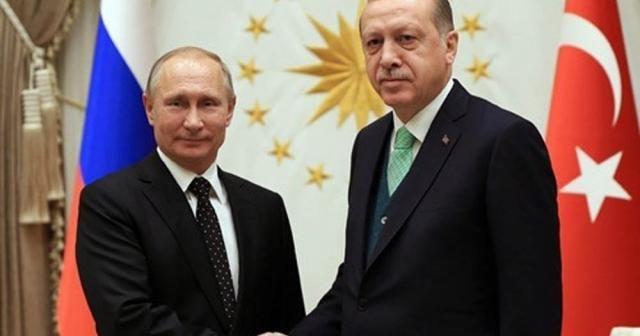 Erdoğan, Putin ile telefonda görüştü: Bu karar alındı
