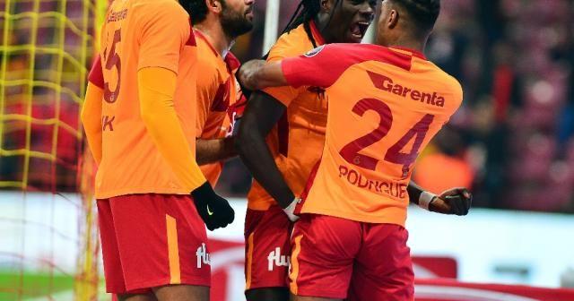 Galatasaray, evindeki yenilmezliğini 17'ye çıkardı