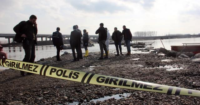 Meriç Nehri'nde 3 ceset bulundu