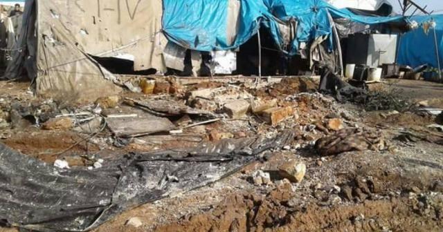 PYD'li teröristler mülteci kampına saldırdı: 3 ölü