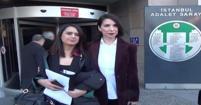 Ünlü şarkıcı Tuğba Özerk, ifade verdi