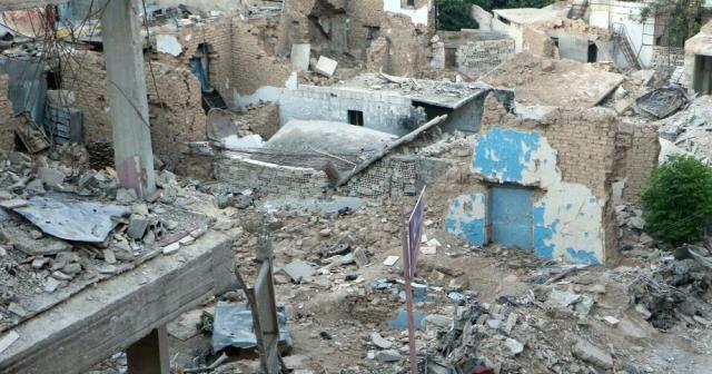 """""""Doğu Guta'da son 2 günde 100'den fazla sivil öldürüldü"""""""
