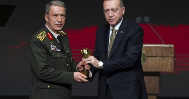 'Vefa Ödülü' TSK'ya verildi