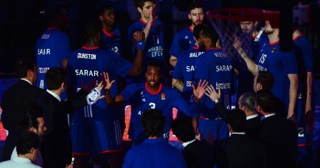 Anadolu Efes'ten THY Euroleague'e erken veda
