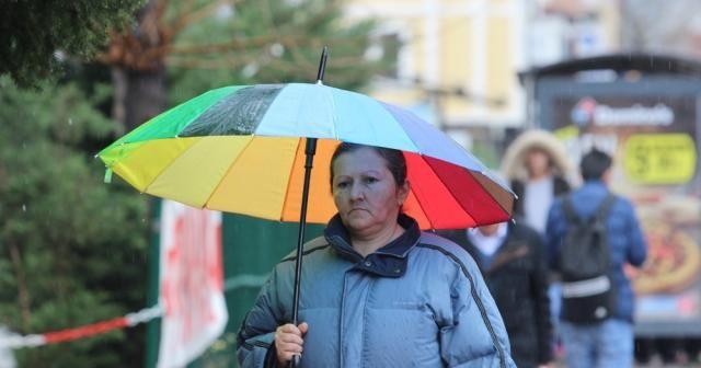 Bursalıların yağmurda zor anları